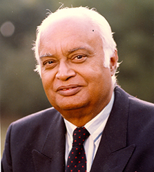 (Late) Padma Shri Mr. Inder Sharma